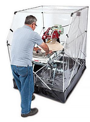 Mk Diamond Saw Tent