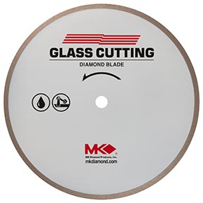 Mk Diamond Mk 215gl Glass Blades