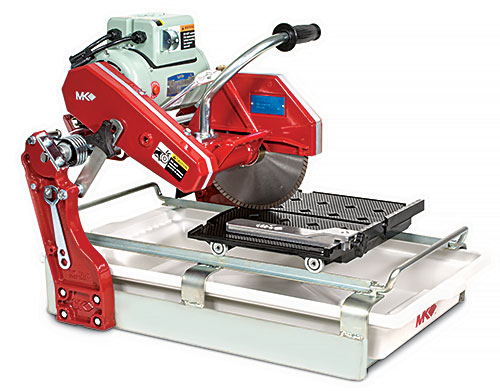 MK-1080 Wet Cutting Masonry Saw