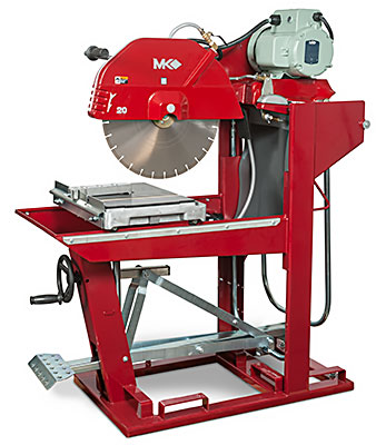 Mk Diamond Mk 5000 Electric Series Block Saws