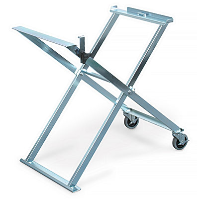 Folding Saw Stand with Casters