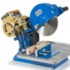 Drop Saw with rock vise