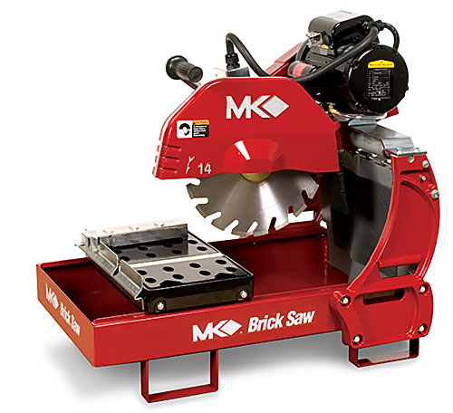 MK-2000 Series Wet Cutting Masonry Saws
